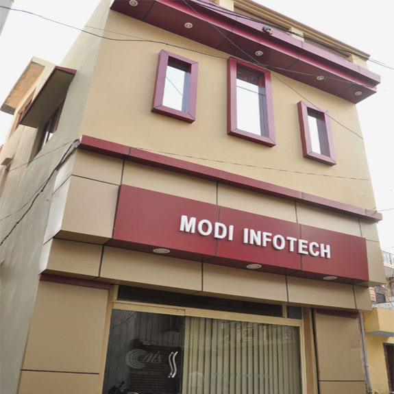 modi infotech it services