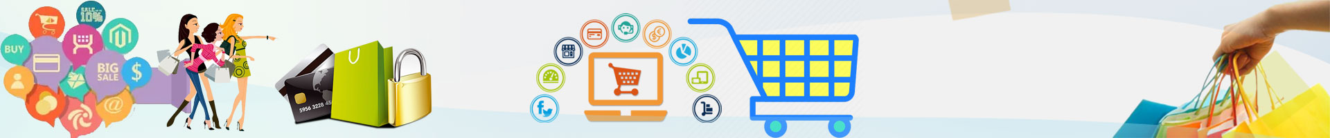 E-Commerce Website Development Company - Modi Infotech Services