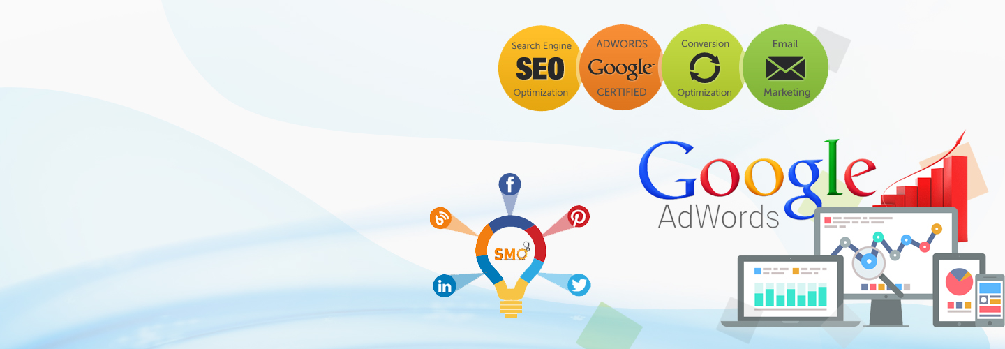 web promotion through SEo and google adwords