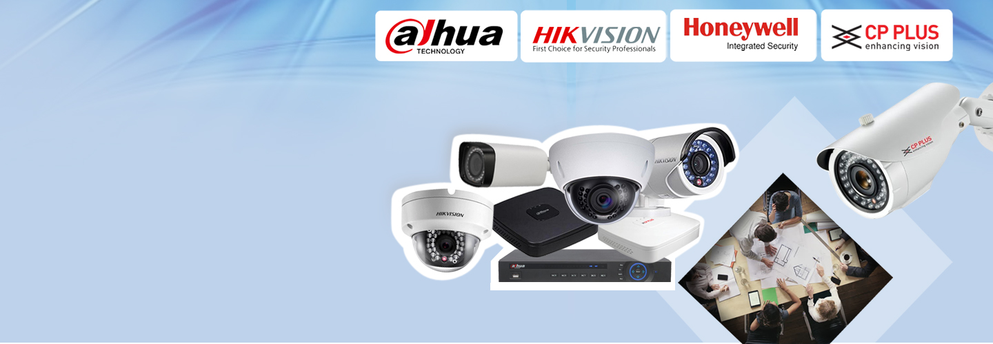 CCTV security solution